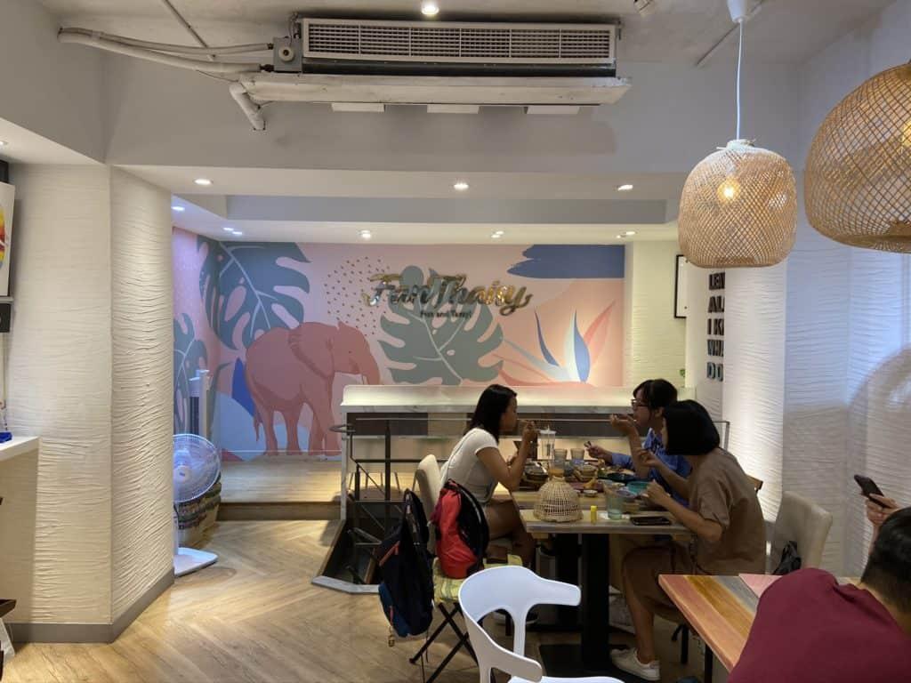 台北中山/小食泰 泰式料理 個人泰式定食 中山國中美食 4