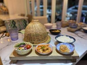 台北中山/小食泰 泰式料理 個人泰式定食 中山國中美食 1