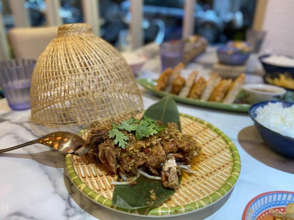 台北中山/小食泰 泰式料理 個人泰式定食 中山國中美食 21