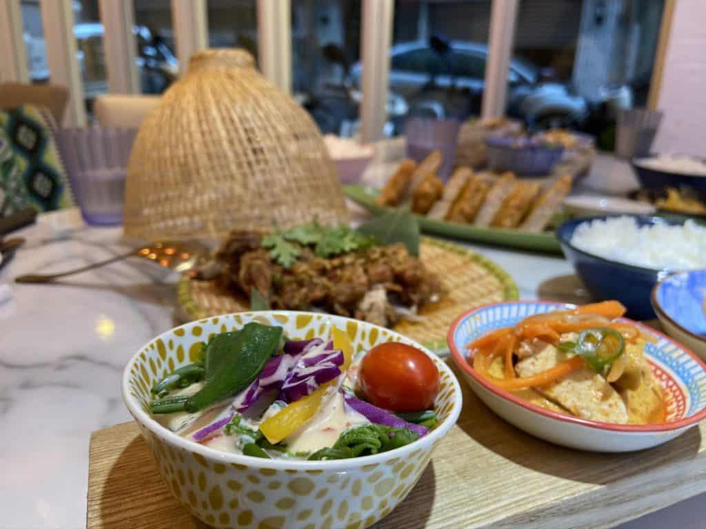 台北中山/小食泰 泰式料理 個人泰式定食 中山國中美食 24