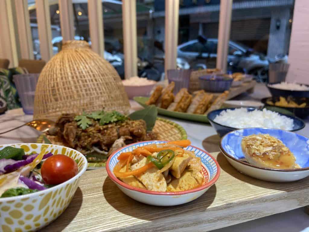 台北中山/小食泰 泰式料理 個人泰式定食 中山國中美食 22