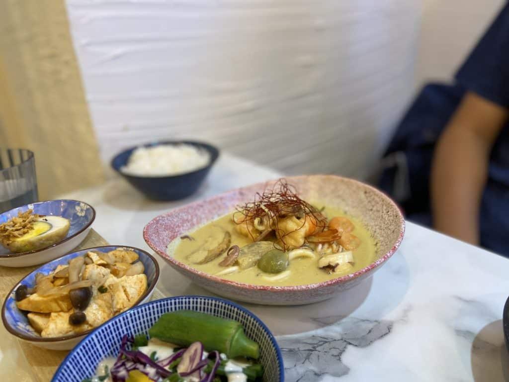 台北中山/小食泰 泰式料理 個人泰式定食 中山國中美食 26