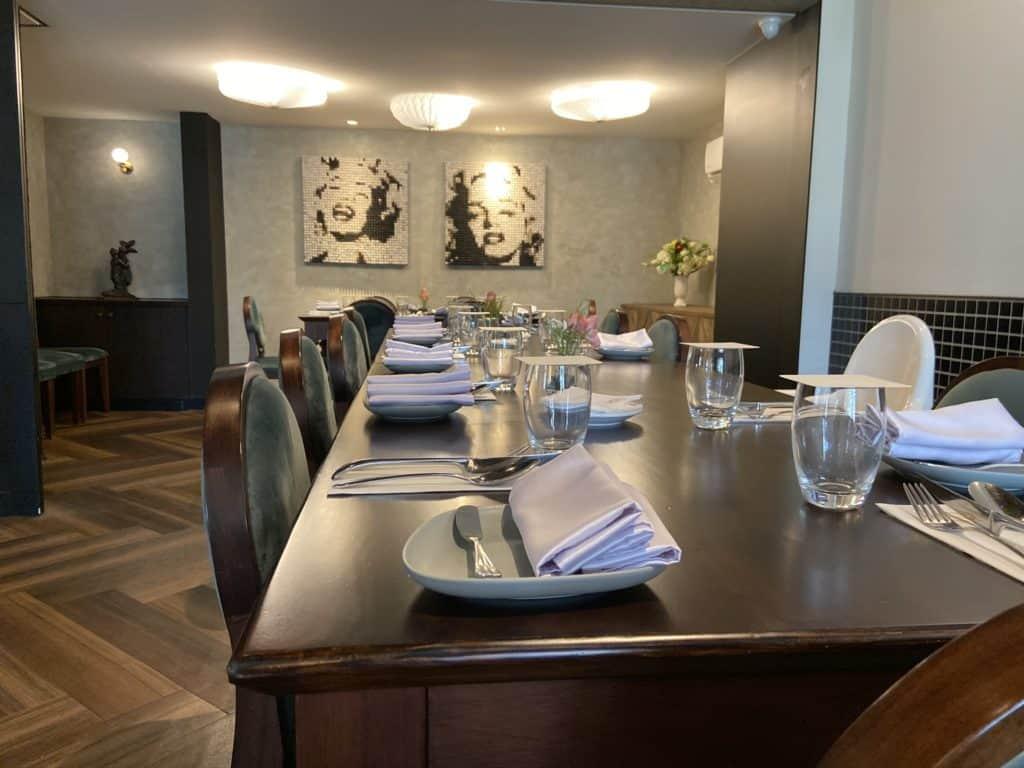 台中西區/Daily112日日好食歐法料理 精緻平價歐法料理餐廳 裝潢高雅唯美 約會聚餐推薦 12