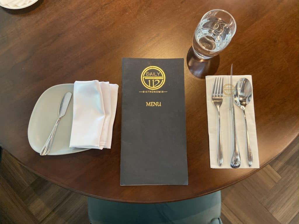 台中西區/Daily112日日好食歐法料理 精緻平價歐法料理餐廳 裝潢高雅唯美 約會聚餐推薦 16