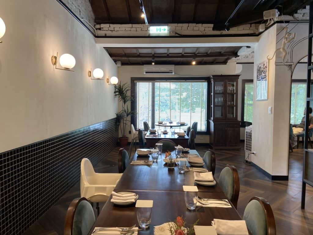 台中西區/Daily112日日好食歐法料理 精緻平價歐法料理餐廳 裝潢高雅唯美 約會聚餐推薦 14
