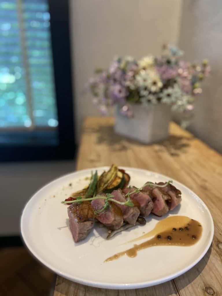 台中西區/Daily112日日好食歐法料理 精緻平價歐法料理餐廳 裝潢高雅唯美 約會聚餐推薦 32