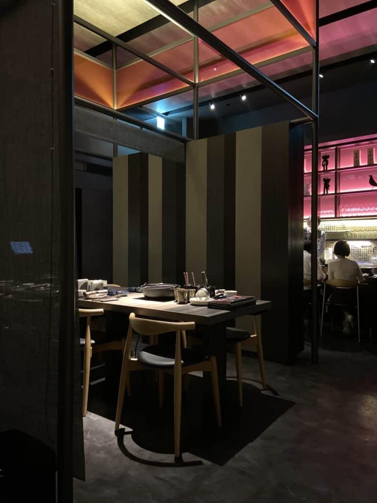 台北101美食/食令·shabu 火鍋界的愛馬仕 A5鹿兒島和牛、法國頂級藍龍蝦 情侶浪漫約會新選擇 7