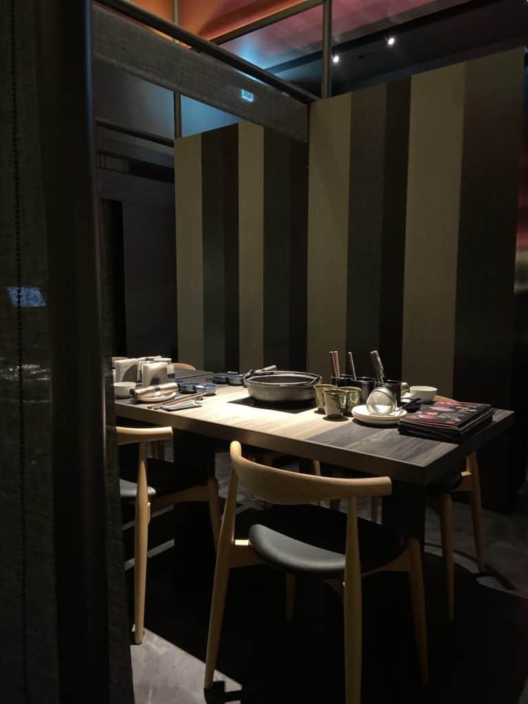 台北101美食/食令·shabu 火鍋界的愛馬仕 A5鹿兒島和牛、法國頂級藍龍蝦 情侶浪漫約會新選擇 8
