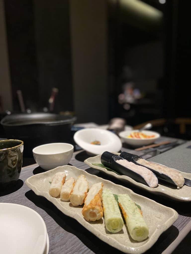 台北101美食/食令·shabu 火鍋界的愛馬仕 A5鹿兒島和牛、法國頂級藍龍蝦 情侶浪漫約會新選擇 15