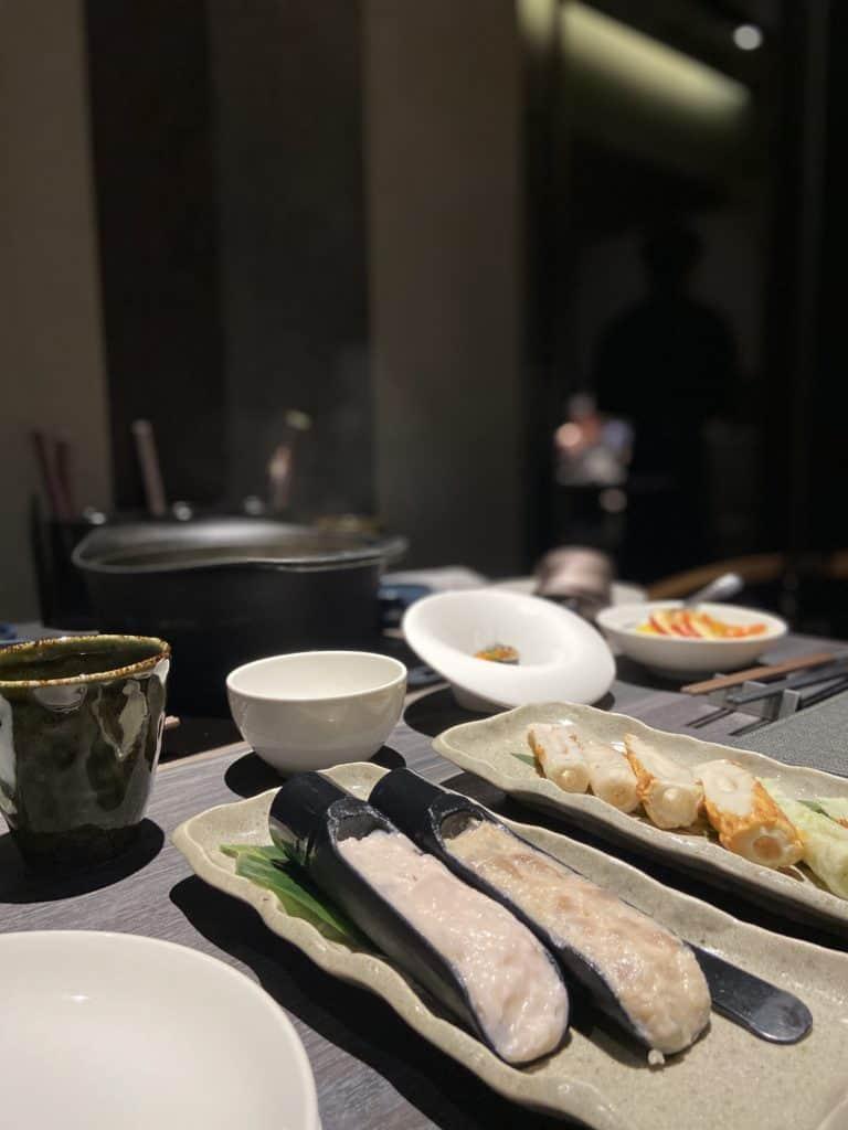 台北101美食/食令·shabu 火鍋界的愛馬仕 A5鹿兒島和牛、法國頂級藍龍蝦 情侶浪漫約會新選擇 16