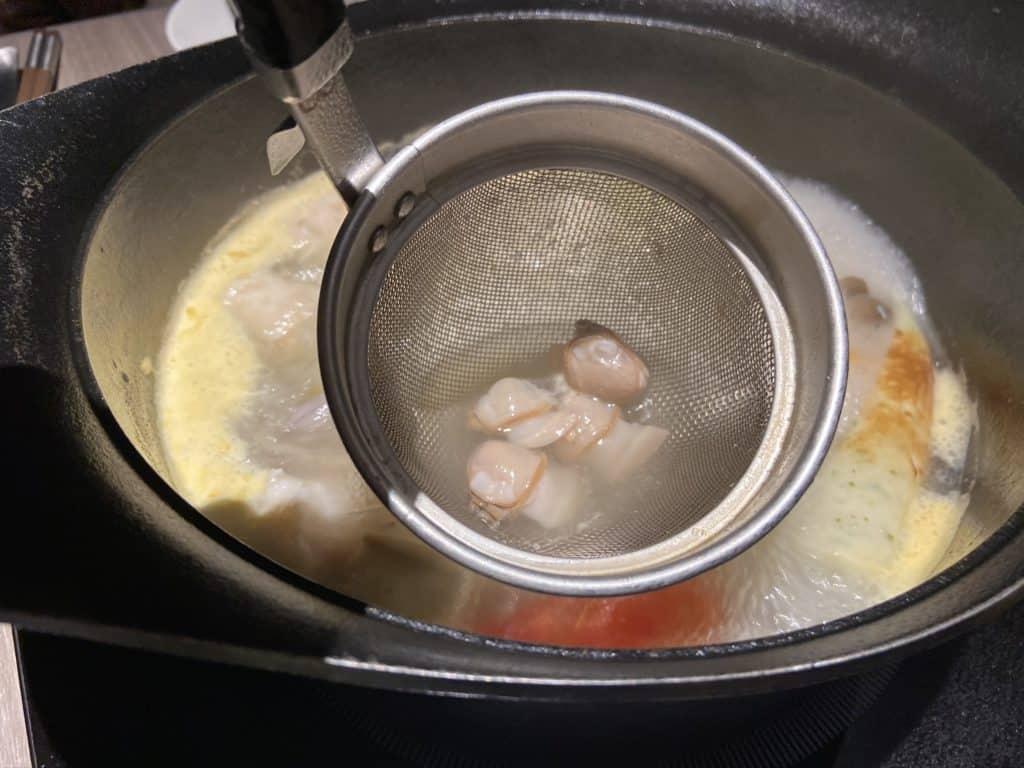 台北101美食/食令·shabu 火鍋界的愛馬仕 A5鹿兒島和牛、法國頂級藍龍蝦 情侶浪漫約會新選擇 25