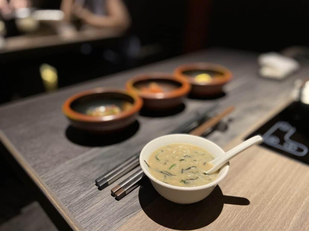 台北101美食/食令·shabu 火鍋界的愛馬仕 A5鹿兒島和牛、法國頂級藍龍蝦 情侶浪漫約會新選擇 41