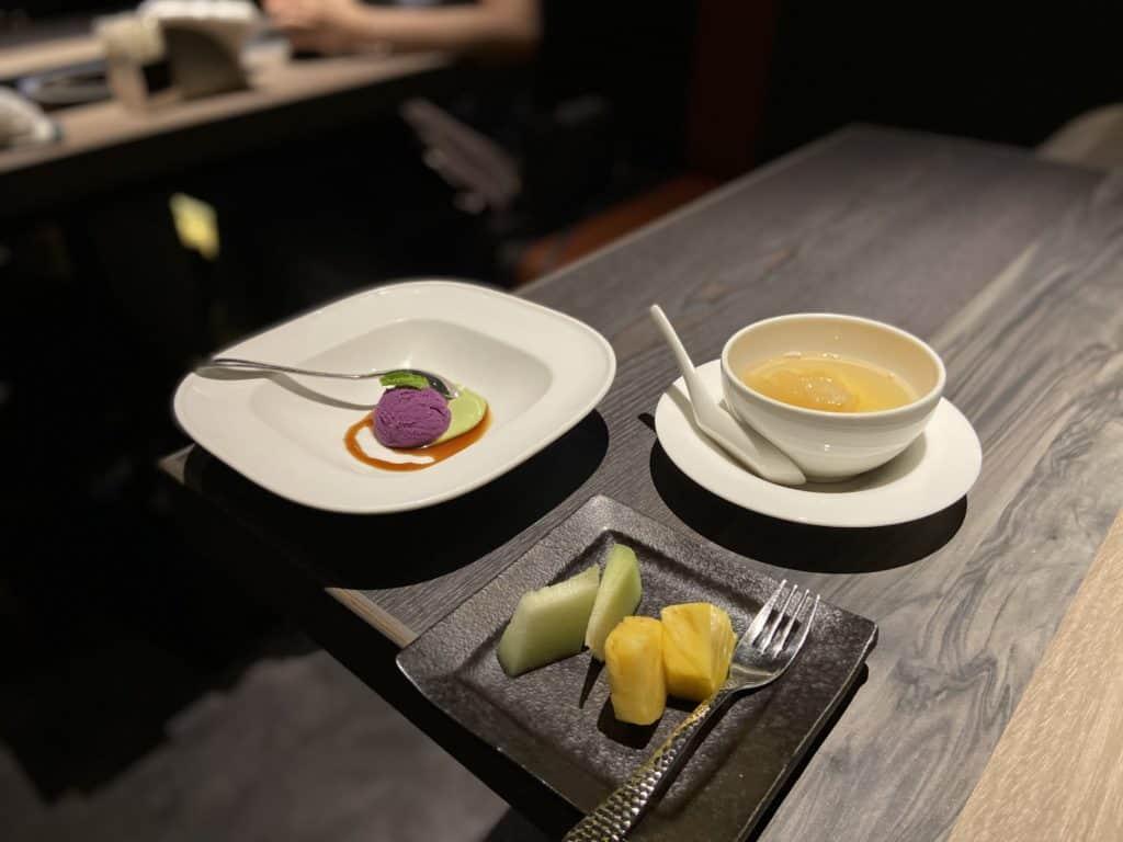 台北101美食/食令·shabu 火鍋界的愛馬仕 A5鹿兒島和牛、法國頂級藍龍蝦 情侶浪漫約會新選擇 42