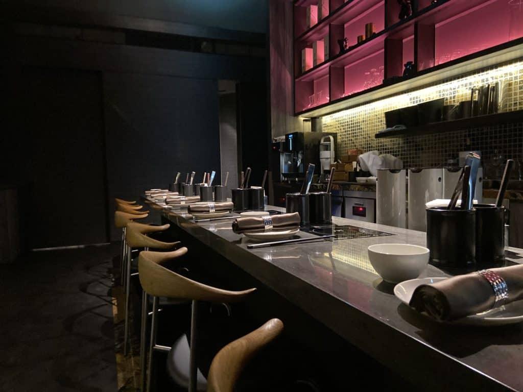 台北101美食/食令·shabu 火鍋界的愛馬仕 A5鹿兒島和牛、法國頂級藍龍蝦 情侶浪漫約會新選擇 1