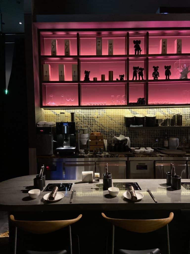台北101美食/食令·shabu 火鍋界的愛馬仕 A5鹿兒島和牛、法國頂級藍龍蝦 情侶浪漫約會新選擇 4