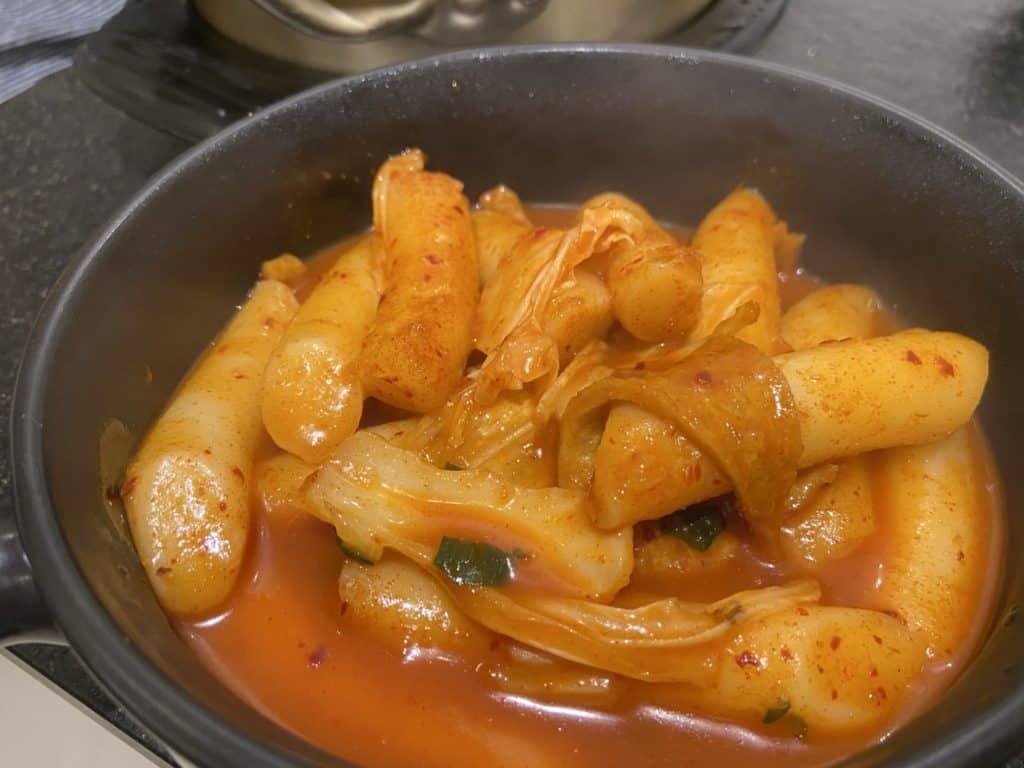 台北中山國中/ 道食樂韓式小吃 百元平價超人氣韓式料理 三種小吃吃到飽 12