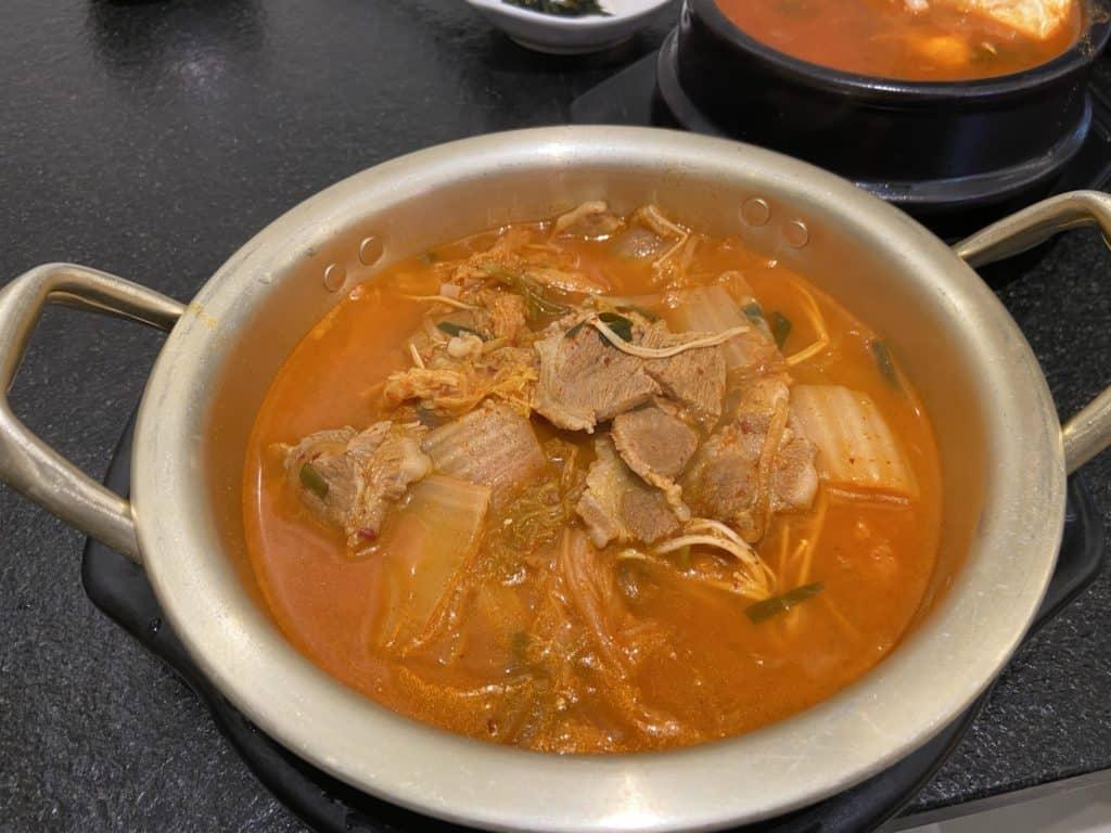 台北中山國中/ 道食樂韓式小吃 百元平價超人氣韓式料理 三種小吃吃到飽 13