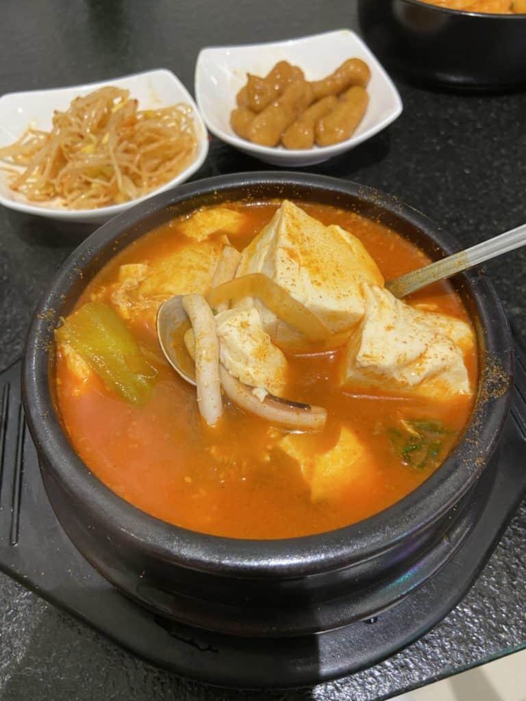 台北中山國中/ 道食樂韓式小吃 百元平價超人氣韓式料理 三種小吃吃到飽 15