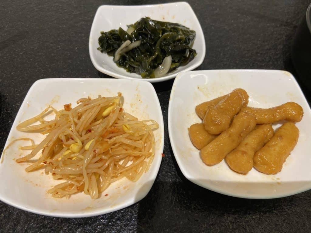 台北中山國中/ 道食樂韓式小吃 百元平價超人氣韓式料理 三種小吃吃到飽 10