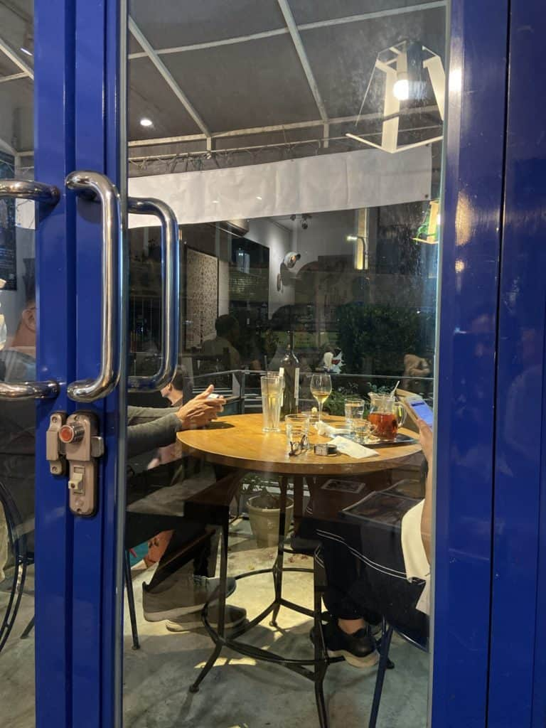 台北公館 希臘左巴 台大店 深藏在巷弄裡的地中海 異國風味滿分的希臘料理 11