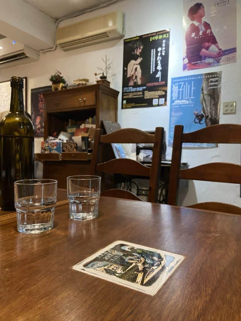 台北公館 希臘左巴 台大店 深藏在巷弄裡的地中海 異國風味滿分的希臘料理 7