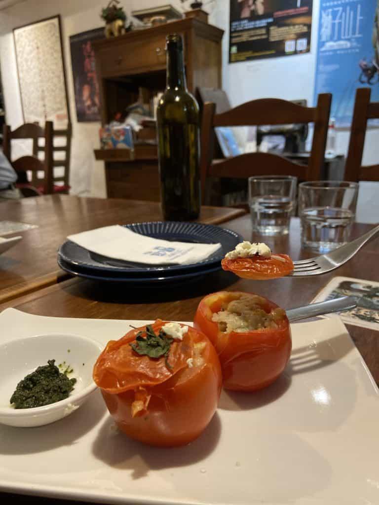 台北公館 希臘左巴 台大店 深藏在巷弄裡的地中海 異國風味滿分的希臘料理 19