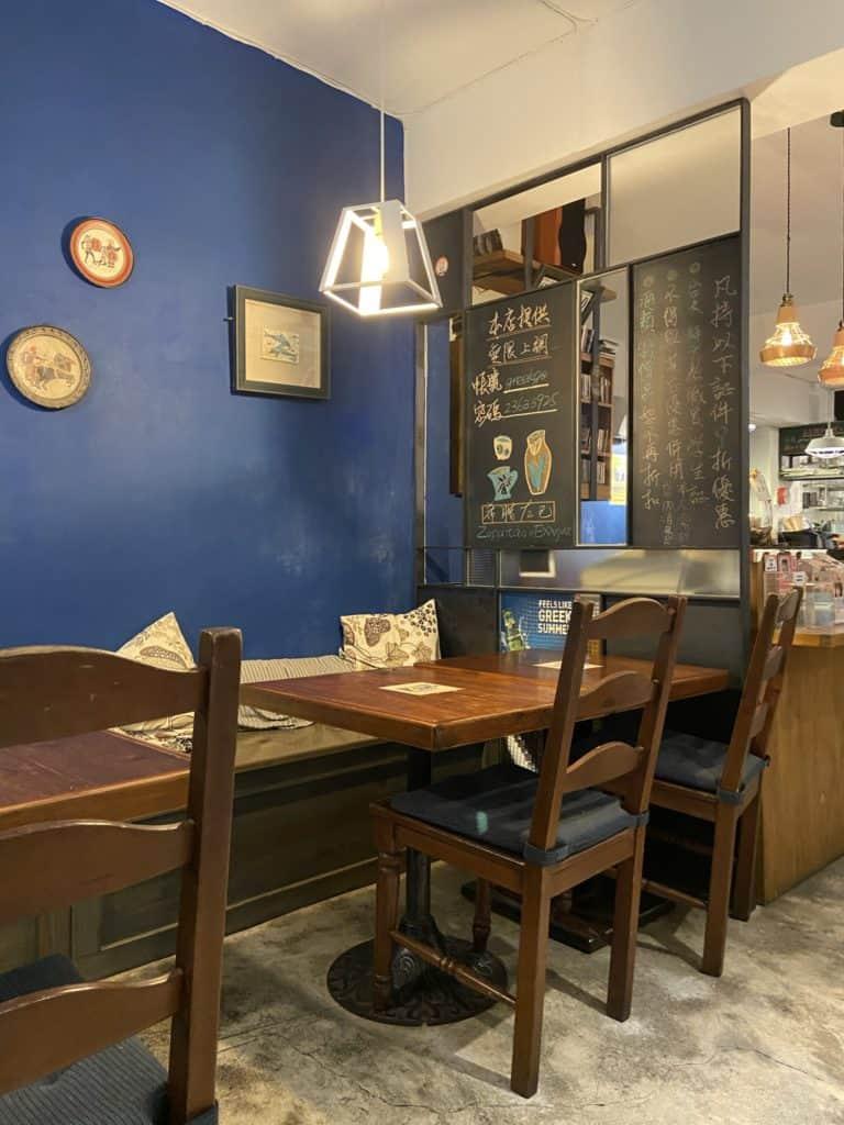 台北公館 希臘左巴 台大店 深藏在巷弄裡的地中海 異國風味滿分的希臘料理 9