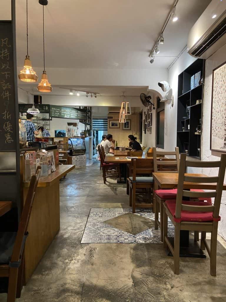 台北公館 希臘左巴 台大店 深藏在巷弄裡的地中海 異國風味滿分的希臘料理 8