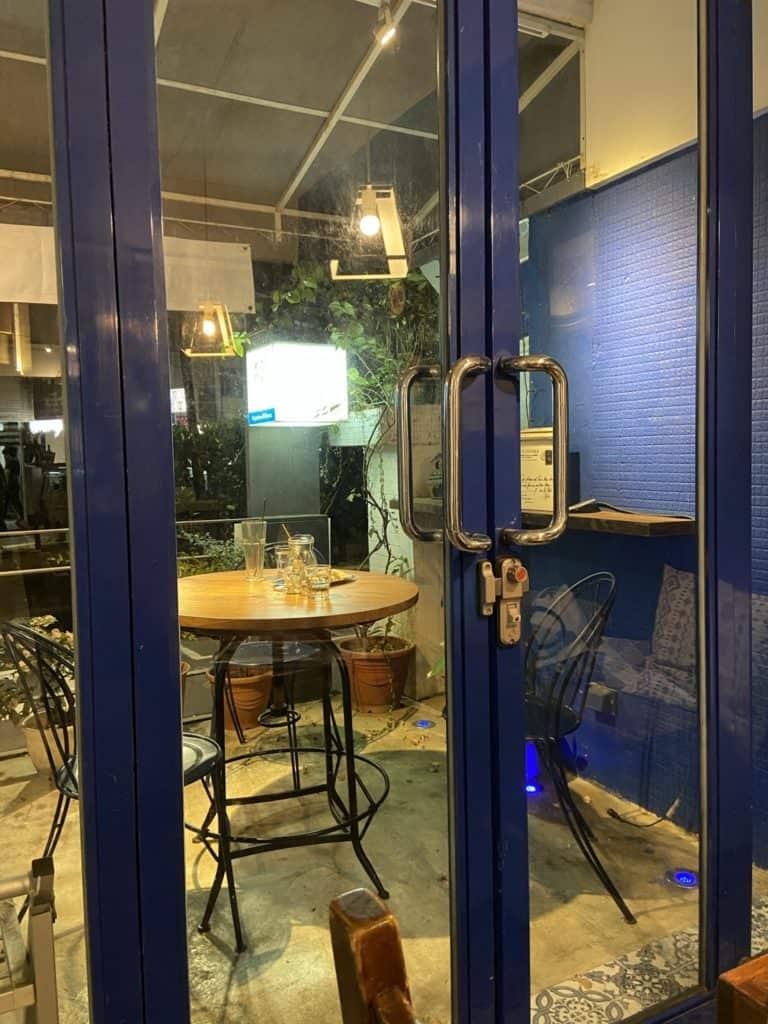 台北公館 希臘左巴 台大店 深藏在巷弄裡的地中海 異國風味滿分的希臘料理 5
