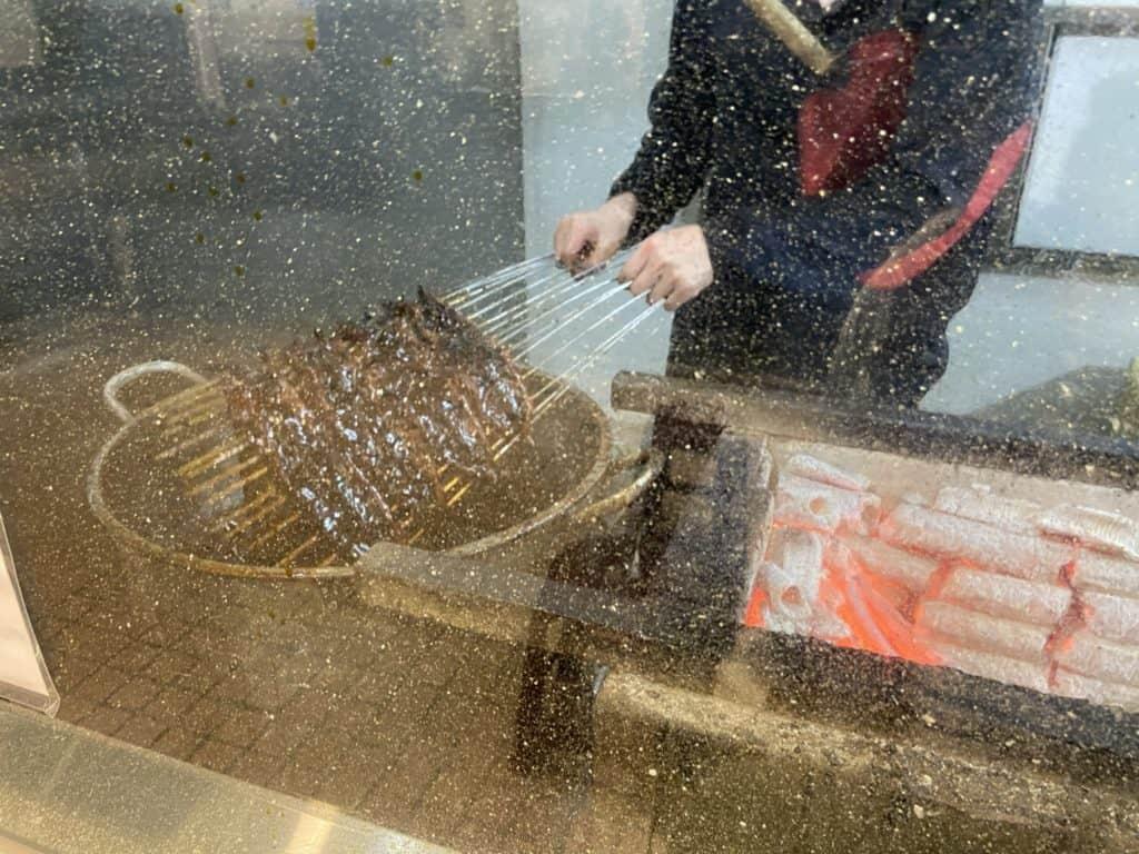 台北中山/三河中川屋 台北鰻魚飯推薦 三河屋鰻魚飯 道地名古屋鰻魚飯三吃 8