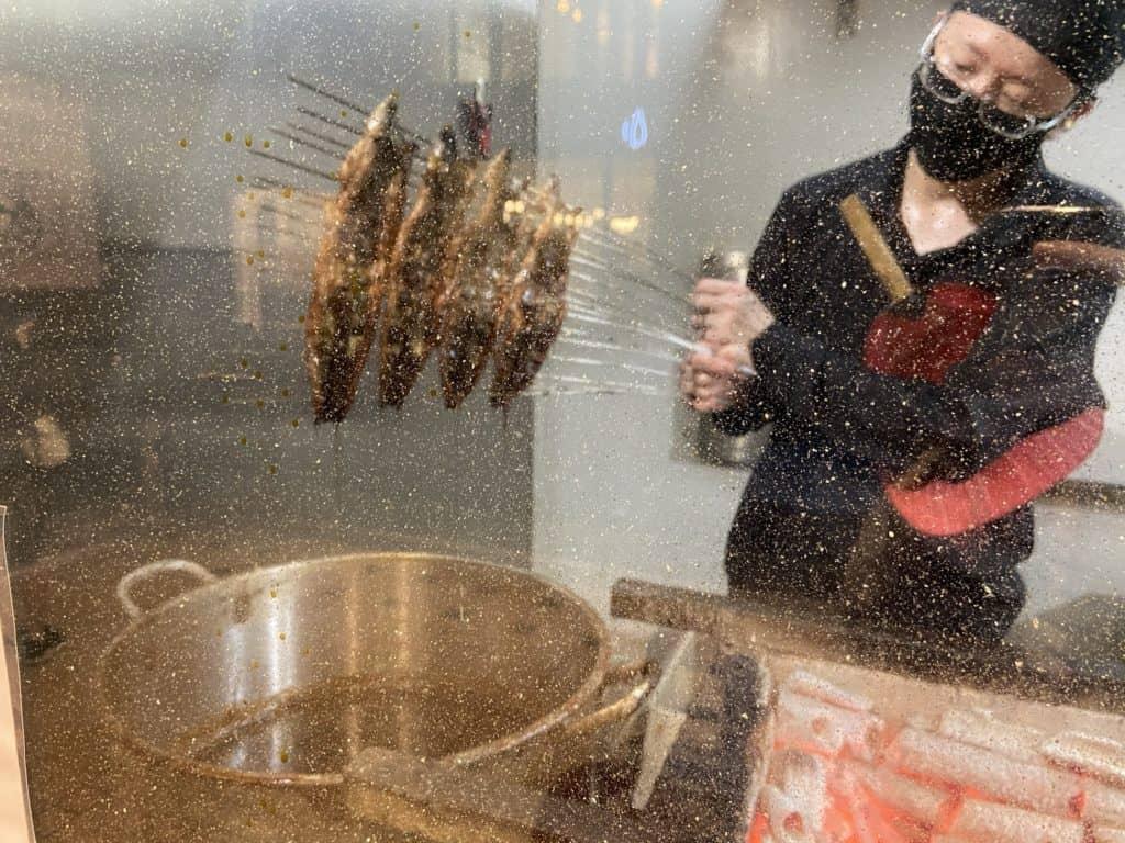 台北中山/三河中川屋 台北鰻魚飯推薦 三河屋鰻魚飯 道地名古屋鰻魚飯三吃 9