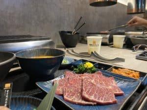 台北忠孝 燒肉Smile 焼肉スマイル 全台最強個人式燒肉 一個人也能吃日式燒肉 平價個人燒肉套餐 單人燒肉 信義區燒肉推薦 4