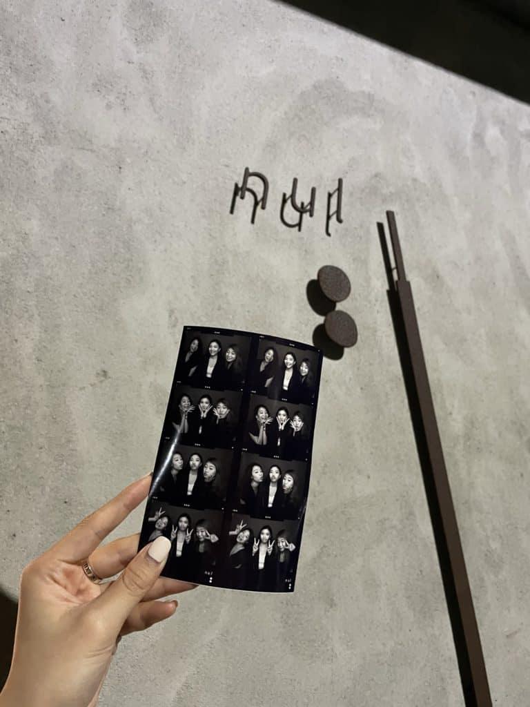 台北大安 Nul Taipei餐酒館 拍貼機與餐酒館的結合 黑白復古拍貼機 享受餐酒微醺 捷運科技大樓站美食 2