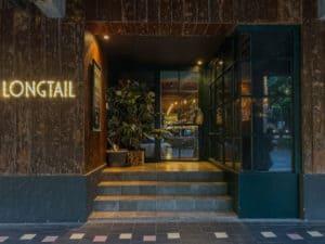 米其林一星餐酒館 Longtail Restaurant &Bar 林明健主廚的時尚餐酒館 台北大安米其林一星餐酒館 1