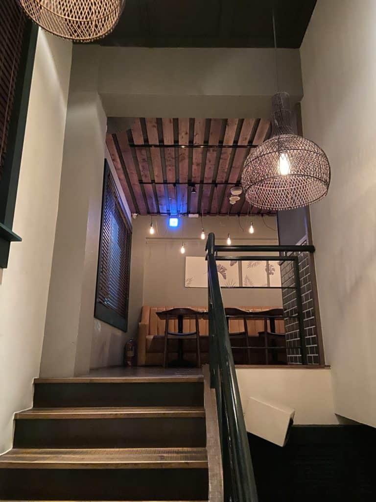 米其林一星餐酒館 Longtail Restaurant &Bar 林明健主廚的時尚餐酒館 台北大安米其林一星餐酒館 8