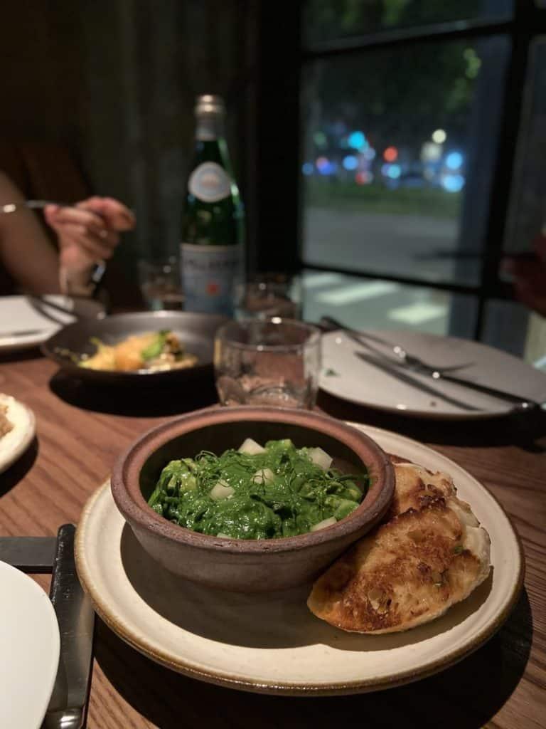 米其林一星餐酒館 Longtail Restaurant &Bar 林明健主廚的時尚餐酒館 台北大安米其林一星餐酒館 16