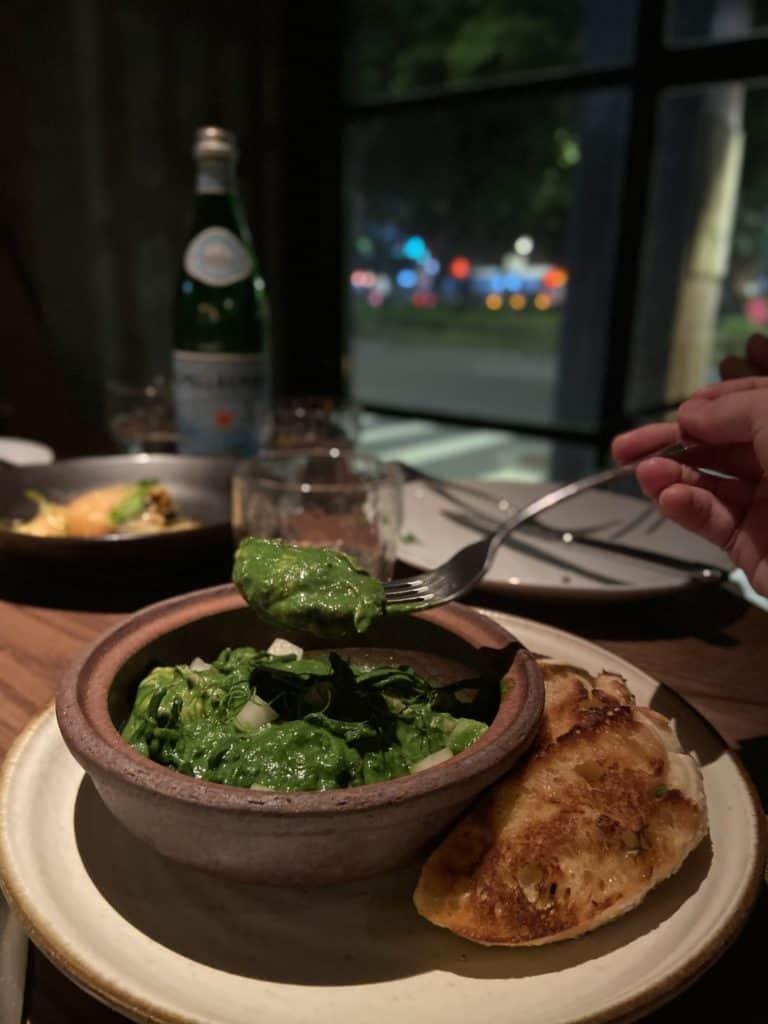 米其林一星餐酒館 Longtail Restaurant &Bar 林明健主廚的時尚餐酒館 台北大安米其林一星餐酒館 15