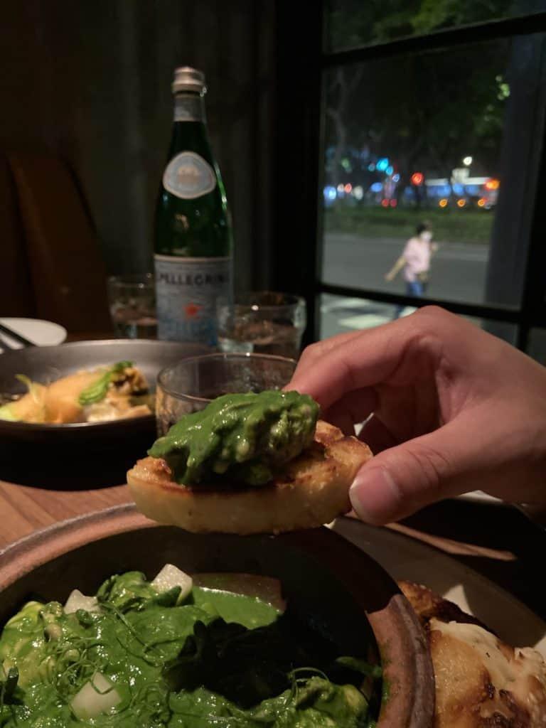 米其林一星餐酒館 Longtail Restaurant &Bar 林明健主廚的時尚餐酒館 台北大安米其林一星餐酒館 17