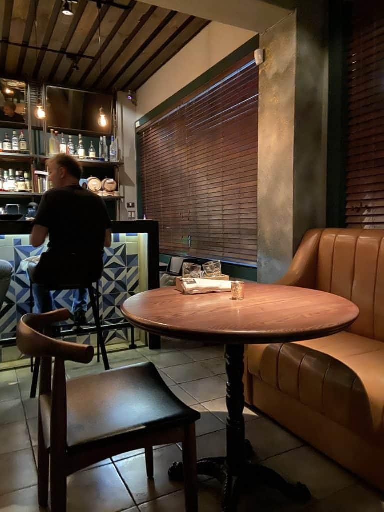 米其林一星餐酒館 Longtail Restaurant &Bar 林明健主廚的時尚餐酒館 台北大安米其林一星餐酒館 6