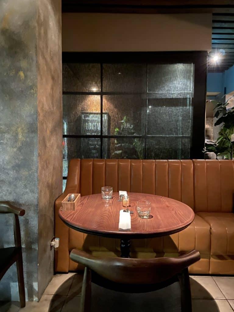 米其林一星餐酒館 Longtail Restaurant &Bar 林明健主廚的時尚餐酒館 台北大安米其林一星餐酒館 5