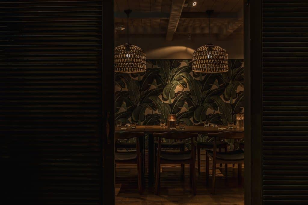 米其林一星餐酒館 Longtail Restaurant &Bar 林明健主廚的時尚餐酒館 台北大安米其林一星餐酒館 3